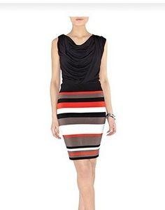 Herve Leger Bandage Dress (F), $159.99