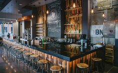 Jack and June restaurant and bar design