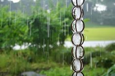 Tutorial:  Make your own rain chain