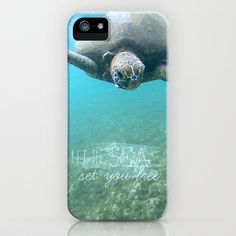 Free Turtle  iPhone & iPod Case by Sunkissed Laughter - $35.00