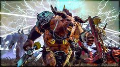 Warherd Fury |Cinematic Battle| Empire vs Beastmen - Total War: WARHAMME...