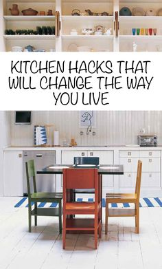 Best Organizing Your Kitchen Images On Pinterest - How to organize kitchen cabinets martha stewart