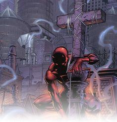 Daredevil cross salvation