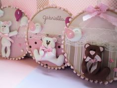 For the girls Baby Crafts, Felt Crafts, Diy And Crafts, Arts And Crafts, Felt Wreath, Lavender Bags, Ribbon Wrap, Country Crafts, Felt Applique