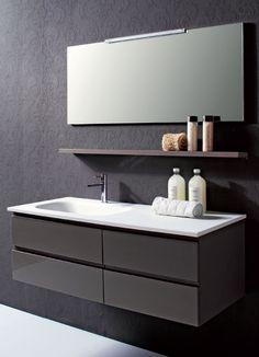 Composizione 2 cm. 126. Euro Bagno arredobagno e Mobili da bagno bathroom furniture since 1973.