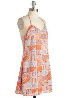 Craft Fair & Square Dress | Mod Retro Vintage Dresses | ModCloth.com