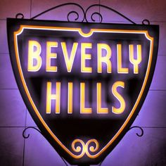 City of Beverly Hills in California