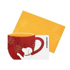 スターバックス コーヒー ジャパンのニューイヤードッグビバレッジカードについてご紹介します。