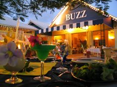 Buzz Seafood & Grill St. Lucia, Excellent Colors :)