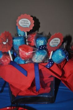 Spiderman Birthday Party Ideas   Photo 11 of 14   Catch My Party