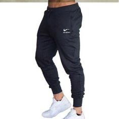 Men Joggers Sweat Pants Casual Apparel Winter New Men s Multi-pocket Casual  Pants. Pánske TeplákyPánske TeplákyŠportové ... 4be6e5e1f8