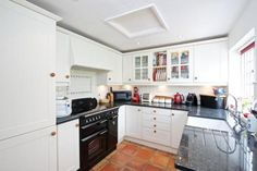 3 bedroom detached house for sale in Bridge Street, Thornborough, Buckingham, Buckinghamshire, - Rightmove. Detached House, Property For Sale, Kitchen Cabinets, Home Decor, Kitchen Cupboards, Homemade Home Decor, Decoration Home, Kitchen Shelves, Interior Decorating
