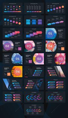 ThePress Animated Powerpoint Template - Keynote - Ideas of Keynote - ThePress Powerpoint Template 32 Design Sites, Ppt Design, Slide Design, Layout Design, Booklet Design, Design Posters, Best Presentation Templates, Presentation Board Design, Business Presentation