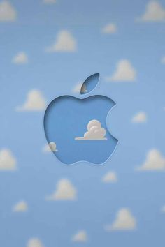 Wallpaper - Toy Story Apple