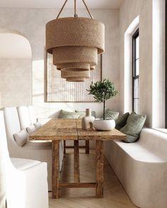 Dining Room Inspiration, Interior Design Inspiration, Home Decor Inspiration, Home Interior Design, Interior Architecture, Daily Inspiration, Studio Interior, Design Interiors, Deco Design