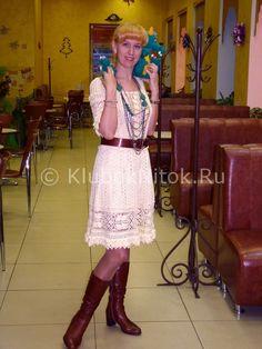 Платье «Шарлотта» от Ванессы Монторо | Вязание для женщин | Вязание спицами и крючком. Схемы вязания.