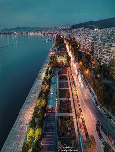 Η ονειρική Θεσσαλονίκη του Γιάννη Τριανταφυλλόπουλου | Parallaxi Magazine