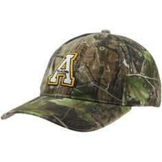 0560e9b386b The Game Appalachian State Mountaineers Mascot Adjustable Hat - Realtree  Camo