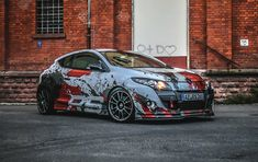 Spray Renault Megane RS – - Everything You Need To Know About Car Tuning Megane 3 Rs, Renault Megane 3, Jaguar Suv, Clio Sport, Clio Rs, Alpine Renault, Racing Car Design, Car Colors, Car Tuning