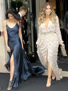 Kendall Jenner & Khloe Kardashian - 2014