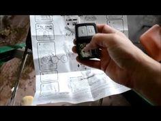 How to replace a lost wireless garage door opener remote control - Wirelesshack