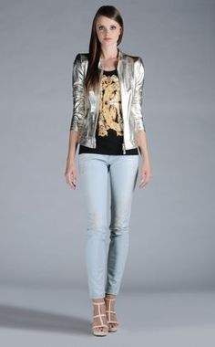 Denim Roberto Cavalli Women on Roberto Cavalli Online Store
