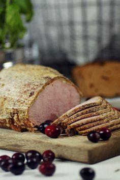 Swedish christmas ham!