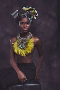 Jewelry That Will Blow Your Mind – See The Beautiful SS14 Collection By Anita Quansah | FashionGHANA.com: 100% African Fashion