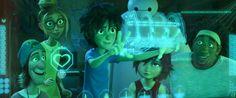 Big Hero 6: il nuovo film Disney sostiene MediCinema per il Cinema in ospedale