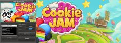 All our users say that they have got good results with the Cookie Jam Hack. The bets solution to get Coins!