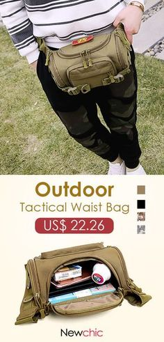 USMC-EAGLE GLOBE AND ANCHOR Sport Waist Packs Fanny Pack Adjustable For Hike
