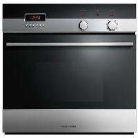 "Fisher & Paykel24"" Single Convection Oven - call for price. Some negative reviews on Consumer Affairs"