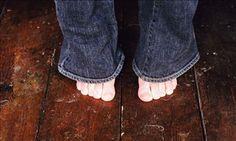 squeaky floor fix