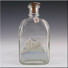 Holmegaard Glass 'Summer' Decanter by Michael Bang £19.99
