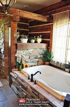 log home bathroom,bathroom,bathroom ideas cabin-dreams