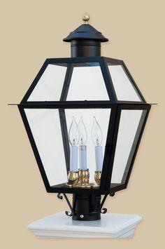 Lamp Posts & Lanterns