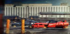Rival Gears Cars – Steve Uphill – Art Director