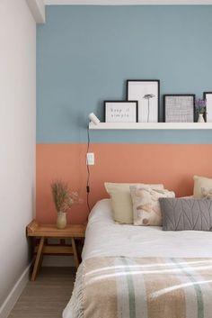 75 Romantic Bedroom Decor Ideas With Plant Theme - Home Decor - Bedroom Romantic Bedroom Decor, Home Decor Bedroom, Bedroom Wall, Diy Home Decor, Bedroom Vintage, Bedroom Apartment, Deco Rose, Vintage Industrial Decor, Industrial Bedroom