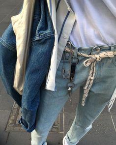 Denim Street Wear