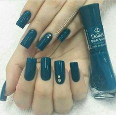 It&Apos;S beautifull colors. Great Nails, Perfect Nails, Gorgeous Nails, Love Nails, Colorful Nail Designs, Beautiful Nail Designs, Nail Art Designs, Stylish Nails, Trendy Nails