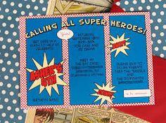 super hero party - Google Search