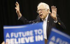 Bernie Sanders Starts To Take The Gloves Off #HillaryClinton vs #BernieSanders