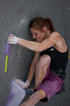 Why rock climbing is awesome...