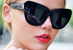 Cat Eye Sunglasses - hot for 2013