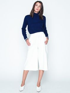 culottes- look chic on - $99
