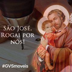 São José Rogai por nós! (19/03) Dia do #marceneiro e também de #SaoJose #GVSmoveis #diadomarceneiro #woodwork #diadesaojose fb.com/gvsmoveis de alaorvieira