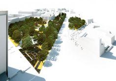 Tammsaare Park - kadariktuur's portfolio on archcase
