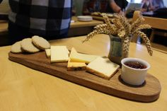 The St Andrews Farmhouse Cheese company - one of the places visited on a recent Feast of Fife trip by bloggers and press.