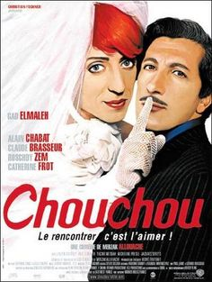 """Chouchou"" with Gad el Maleh Alain Chabat Catherine Frot Roschdy Zem ..."