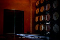 Photograph - Barrel Room at Hacienda Zorita a marvellous collection of hotel, spa and winery makes for a superb visit.